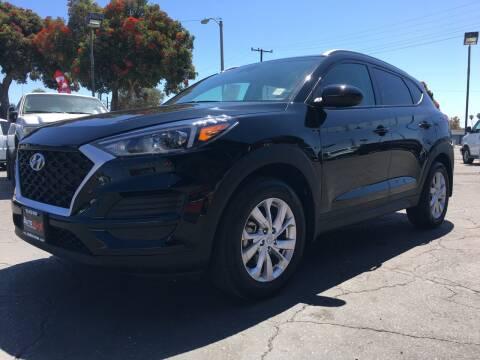 2019 Hyundai Tucson for sale at Auto Max of Ventura in Ventura CA