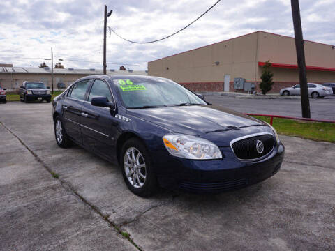 2006 Buick Lucerne for sale at BLUE RIBBON MOTORS in Baton Rouge LA