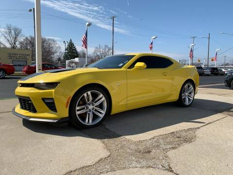 2016 Chevrolet Camaro for sale at Great Lakes Auto Superstore in Pontiac MI