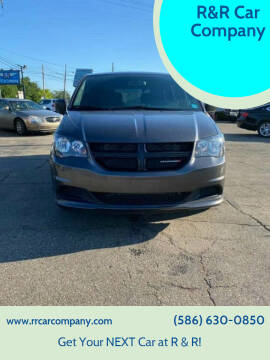2015 Dodge Grand Caravan for sale at R&R Car Company in Mount Clemens MI