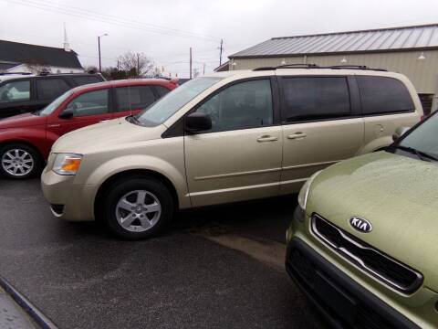 2010 Dodge Grand Caravan for sale at Creech Auto Sales in Garner NC
