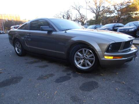 2005 Ford Mustang for sale at H & R Auto in Arlington VA