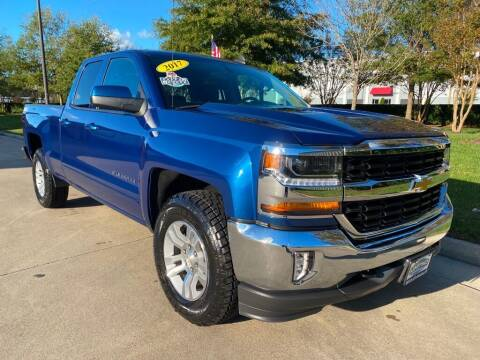 2017 Chevrolet Silverado 1500 for sale at UNITED AUTO WHOLESALERS LLC in Portsmouth VA