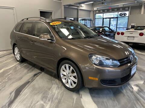 2012 Volkswagen Jetta for sale at Crossroads Car & Truck in Milford OH