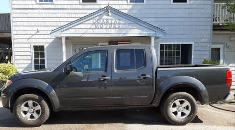 2013 Nissan Frontier for sale at Coastal Motors in Buzzards Bay MA