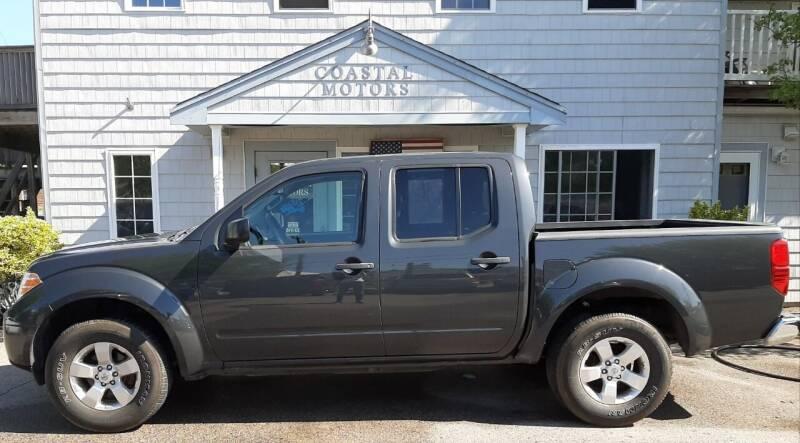 2013 Nissan Frontier for sale at Coastal Motors in Buzzards Bay MA