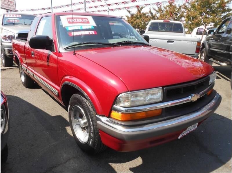 2000 Chevrolet S-10 for sale in Roseville, CA