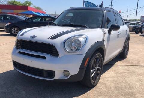 2011 MINI Cooper Countryman for sale at Newsed Auto in Houston TX