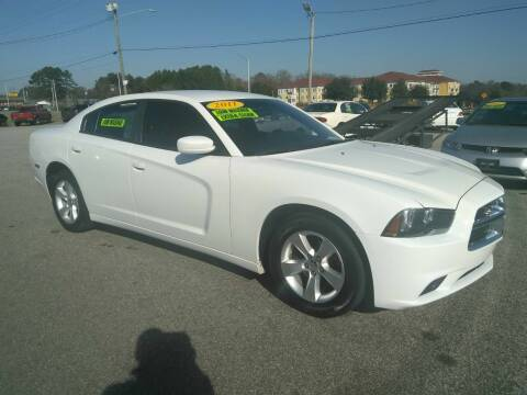 2011 Dodge Charger for sale at Kelly & Kelly Supermarket of Cars in Fayetteville NC