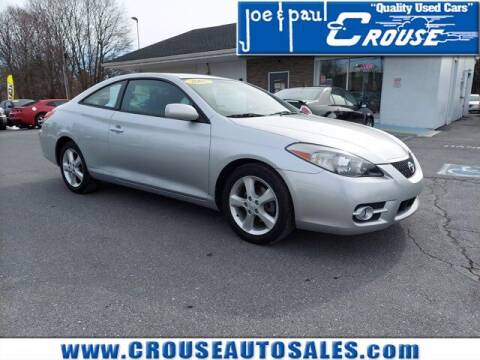 2007 Toyota Camry Solara for sale at Joe and Paul Crouse Inc. in Columbia PA