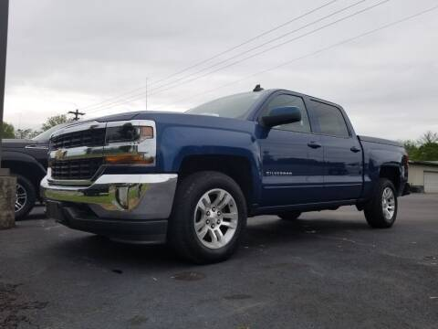 2016 Chevrolet Silverado 1500 for sale at Ridgeway's Auto Sales in West Frankfort IL
