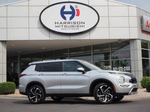 2022 Mitsubishi Outlander for sale at Harrison Imports in Sandy UT