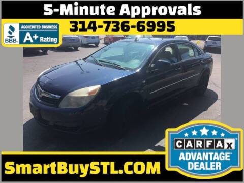 2008 Saturn Aura for sale at Smart Buy Car Sales in St. Louis MO