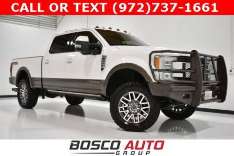 2017 Ford F-250 Super Duty for sale at Bosco Auto Group in Flower Mound TX