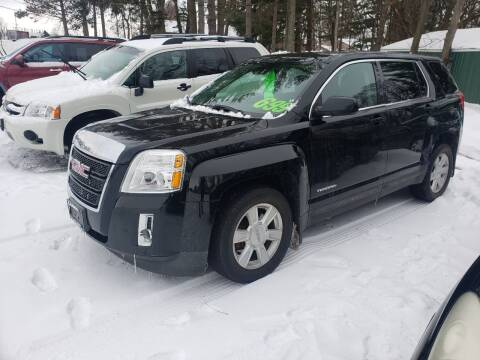 2012 GMC Terrain for sale at Northwoods Auto & Truck Sales in Machesney Park IL