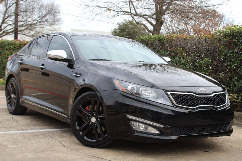 2013 Kia Optima for sale at DFW Universal Auto in Dallas TX