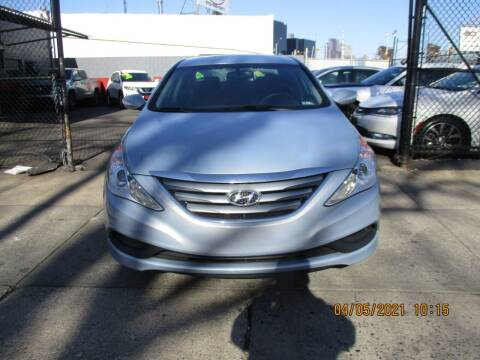 2014 Hyundai Sonata for sale at Newark Auto Sports Co. in Newark NJ