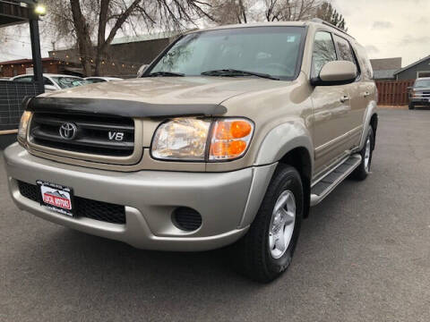 2002 Toyota Sequoia for sale at Local Motors in Bend OR