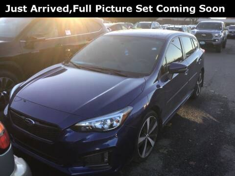 2017 Subaru Impreza for sale at Royal Moore Custom Finance in Hillsboro OR