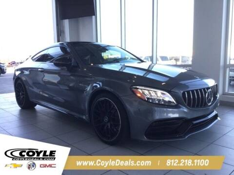 2019 Mercedes-Benz C-Class for sale at COYLE GM - COYLE NISSAN - Coyle Nissan in Clarksville IN