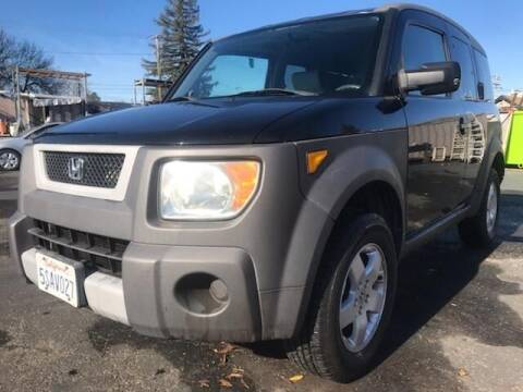 2003 Honda Element for sale at AutoDistributors Inc in Fulton CA