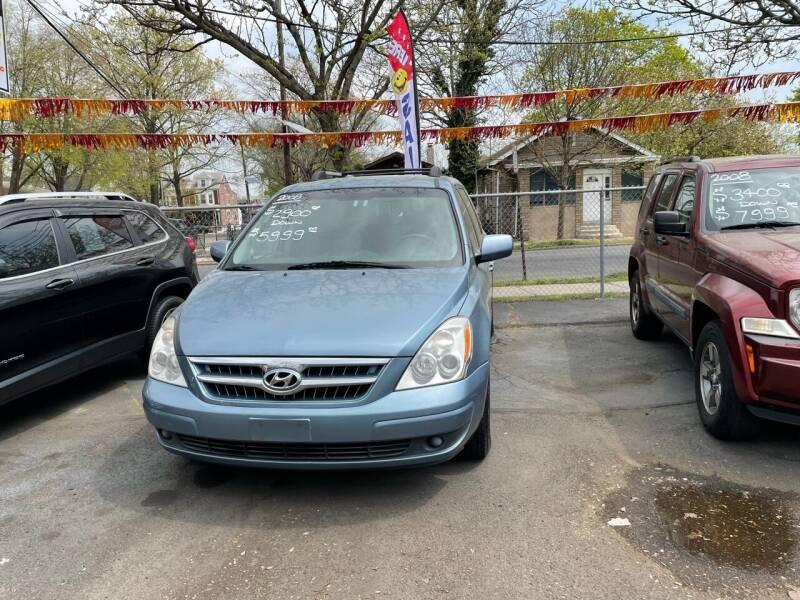 2008 Hyundai Entourage for sale at Chambers Auto Sales LLC in Trenton NJ