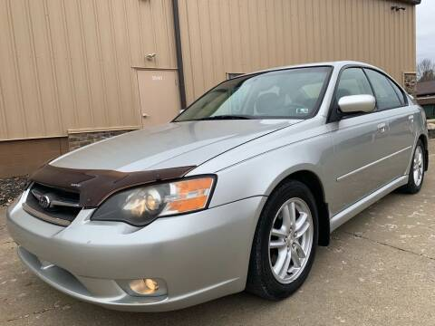 2005 Subaru Legacy for sale at Prime Auto Sales in Uniontown OH