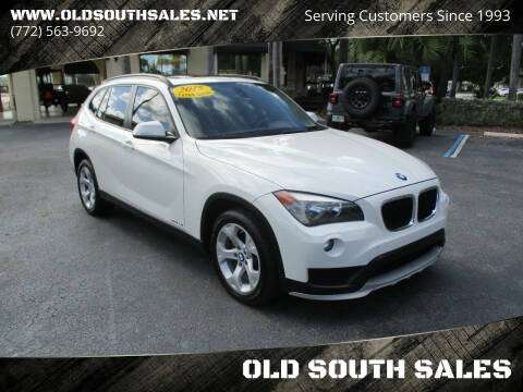 2015 BMW X1 for sale at OLD SOUTH SALES in Vero Beach FL