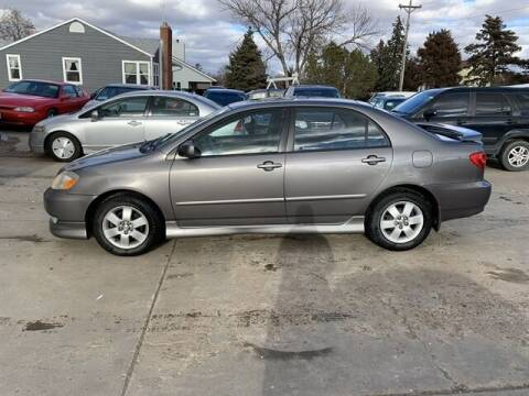 2004 Toyota Corolla for sale at Daryl's Auto Service in Chamberlain SD