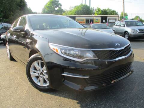 2016 Kia Optima for sale at Unlimited Auto Sales Inc. in Mount Sinai NY