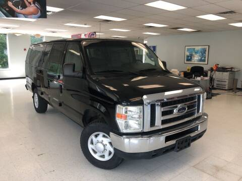 2009 Ford E-Series Wagon for sale at Grace Quality Cars in Phillipston MA