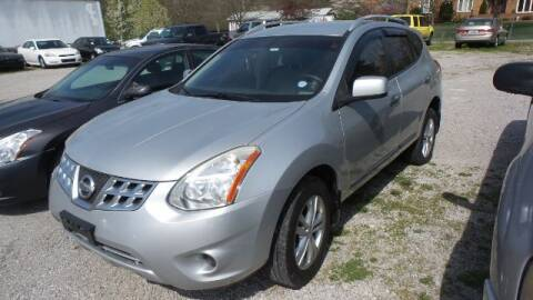 2012 Nissan Rogue for sale at Tates Creek Motors KY in Nicholasville KY