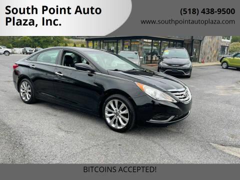 2011 Hyundai Sonata for sale at South Point Auto Plaza, Inc. in Albany NY