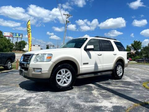 2008 Ford Explorer for sale at HOTWIRED AUTO SALES in Joplin MO