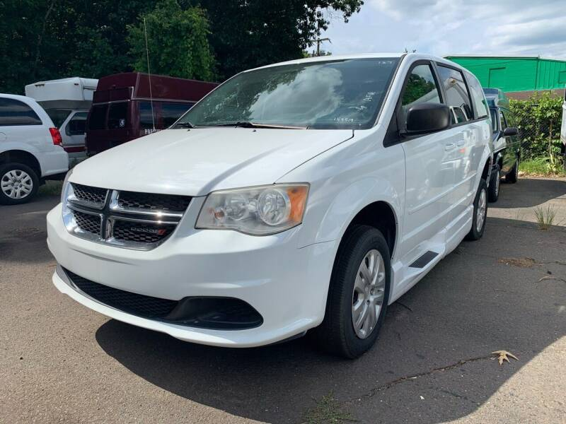 2016 Dodge Grand Caravan for sale at Automotive Fleet Remarketing Inc. in Windsor Locks CT