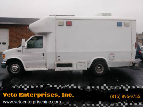 2000 Ford / Dodgen E450 for sale at Veto Enterprises, Inc. in Sycamore IL