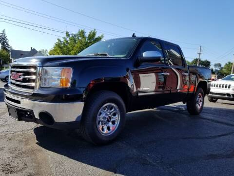 2013 GMC Sierra 1500 for sale at DALE'S AUTO INC in Mount Clemens MI