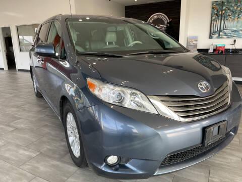 2013 Toyota Sienna for sale at Evolution Autos in Whiteland IN