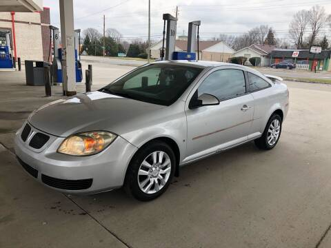 2007 Pontiac G5 for sale at JE Auto Sales LLC in Indianapolis IN
