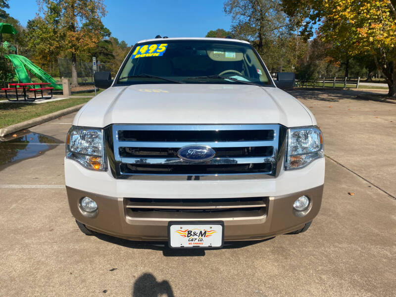 2011 Ford Expedition for sale at B & M Car Co in Conroe TX
