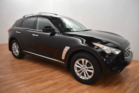 2010 Infiniti FX35 for sale at Paris Motors Inc in Grand Rapids MI