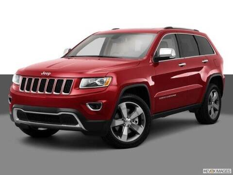 2014 Jeep Grand Cherokee for sale at Griffeth Mitsubishi - Pre-owned in Caribou ME