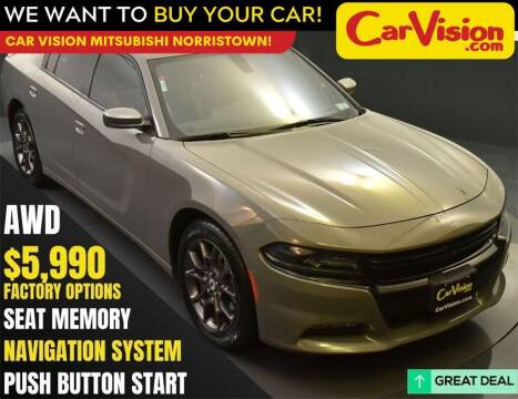 2018 Dodge Charger for sale at Car Vision Mitsubishi Norristown in Norristown PA
