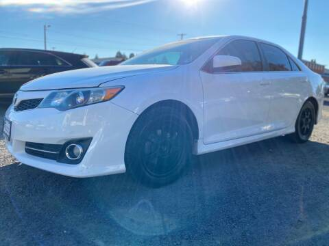 2013 Toyota Camry for sale at Universal Auto INC in Salem OR