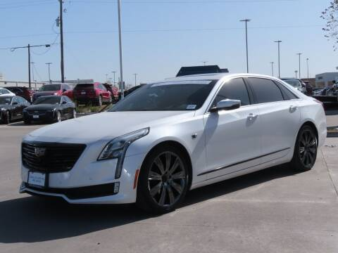 2017 Cadillac CT6 Plug-In Hybrid for sale at Ron Carter  Clear Lake Used Cars in Houston TX
