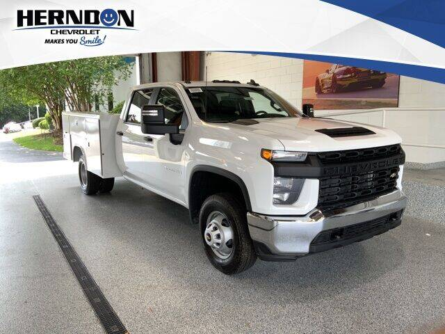 2021 Chevrolet Silverado 3500HD CC for sale at Herndon Chevrolet in Lexington SC