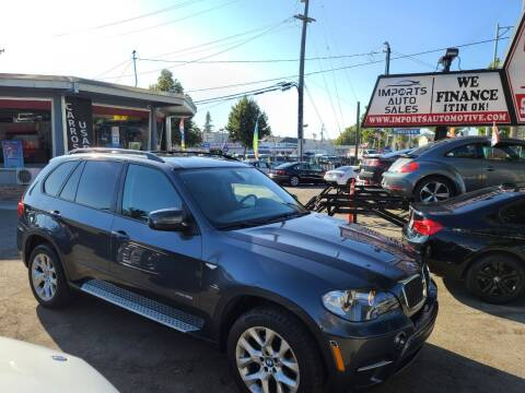 2011 BMW X5 for sale at Imports Auto Sales & Service in San Leandro CA