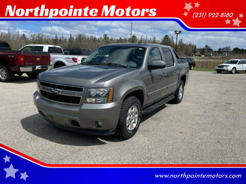 2007 Chevrolet Avalanche for sale at Northpointe Motors in Kalkaska MI