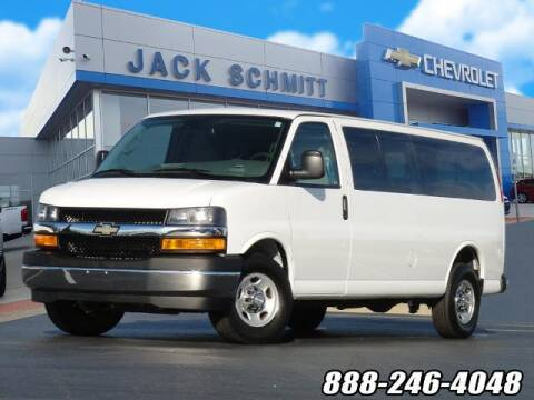 2019 Chevrolet Express Passenger for sale at Jack Schmitt Chevrolet Wood River in Wood River IL