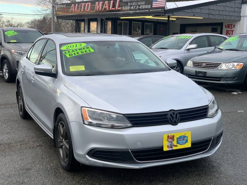 2013 Volkswagen Jetta for sale at Milford Auto Mall in Milford MA